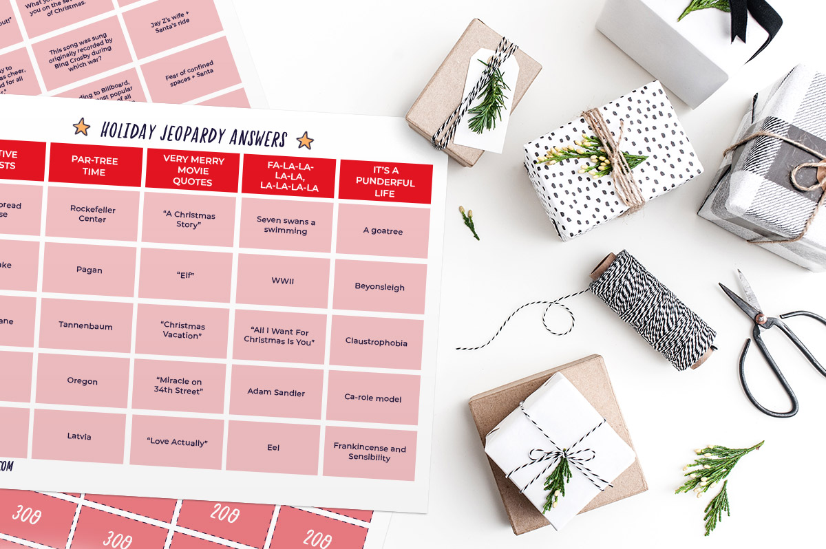 30 Office Christmas Party Games To Break The Ice Redbubble