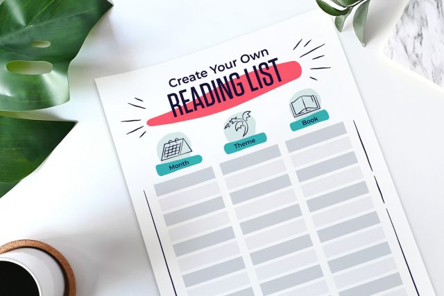 Make your own reading list