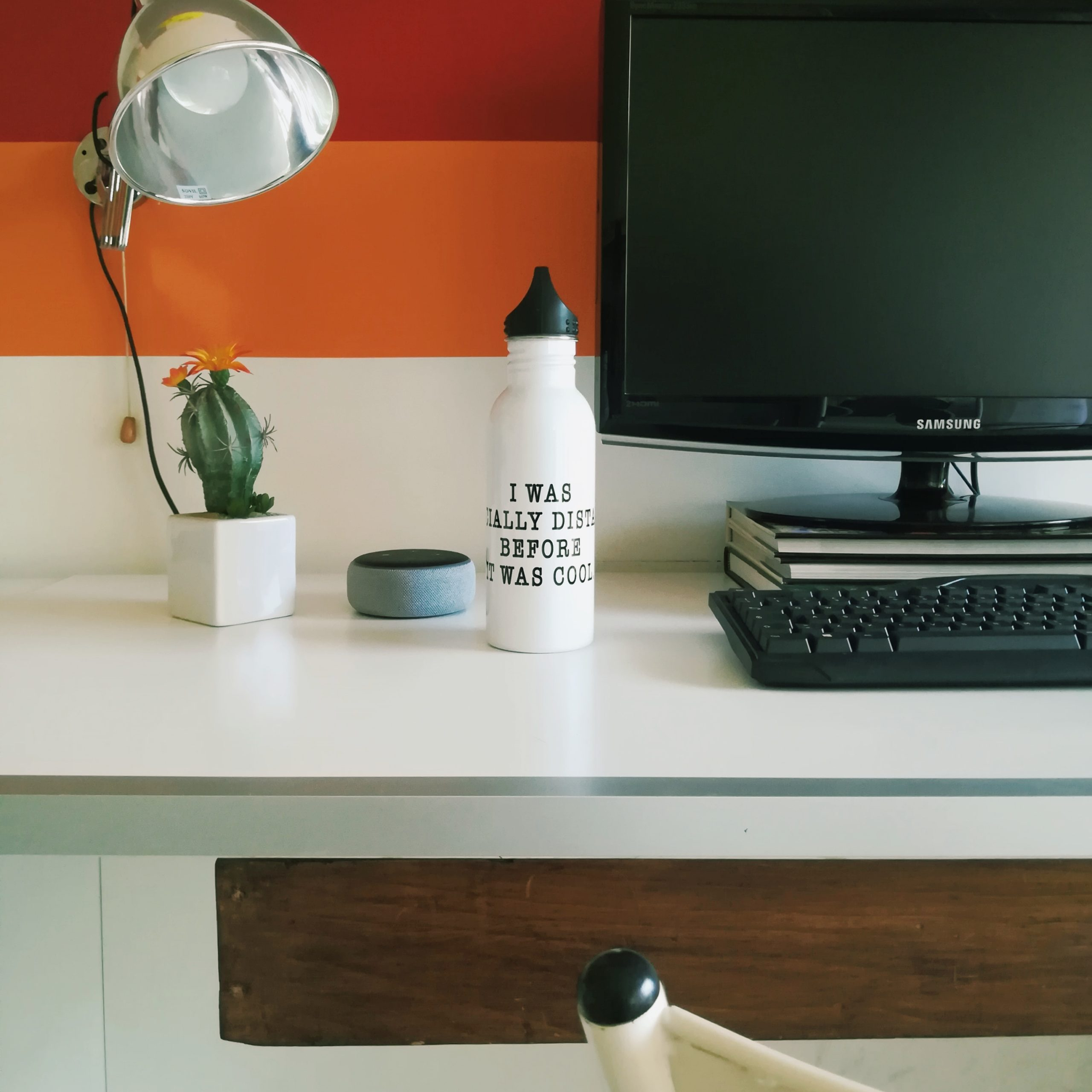 Photo of Desk decor ideas with wallpapers