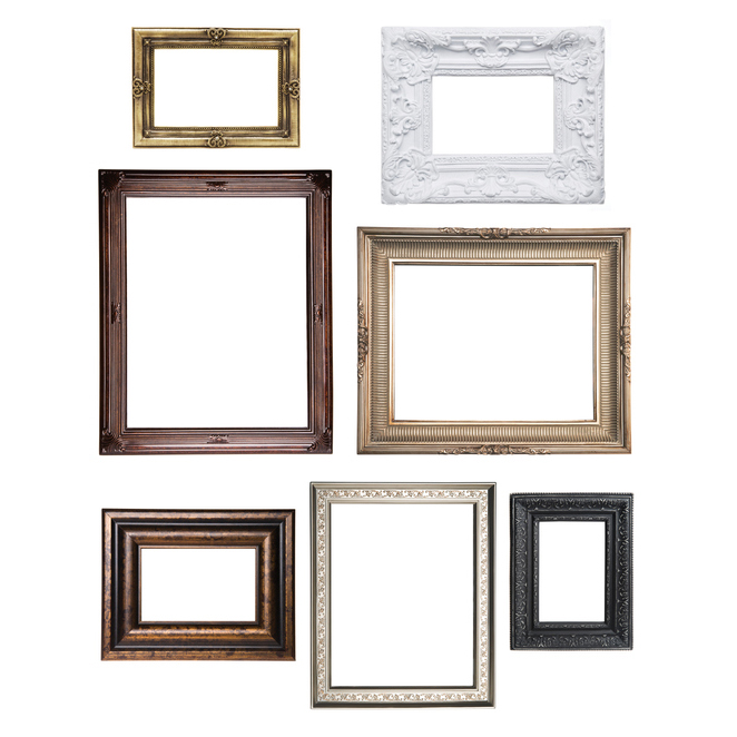 Photo of a A selection of frames