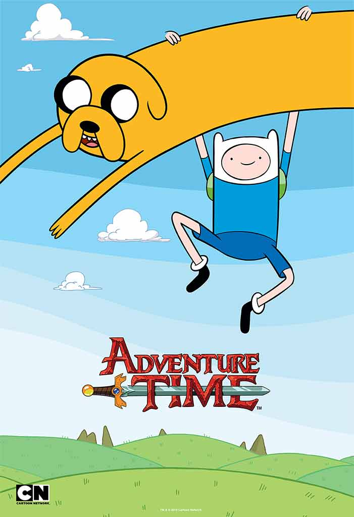 Adventure Time™ Guidelines